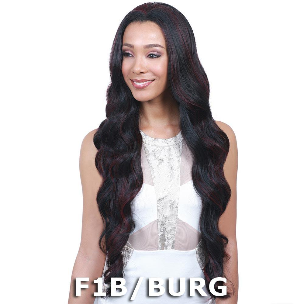 BobbiBoss Lace Front Wig - MLF116 BRIANA (4 Medium Brown)