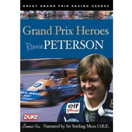 Ronnie Peterson: Grand Prix Hero (DVD)