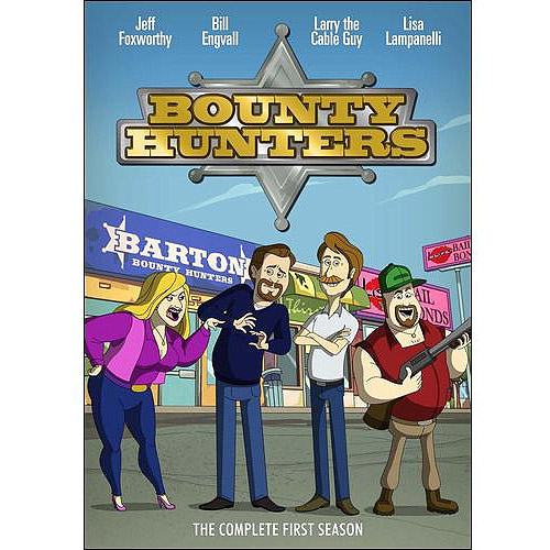Bounty Hunters: The Complete First Season (Widescreen)
