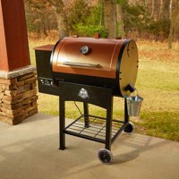 Pit Boss Wood Fired Pellet Grill with Flame Broiler