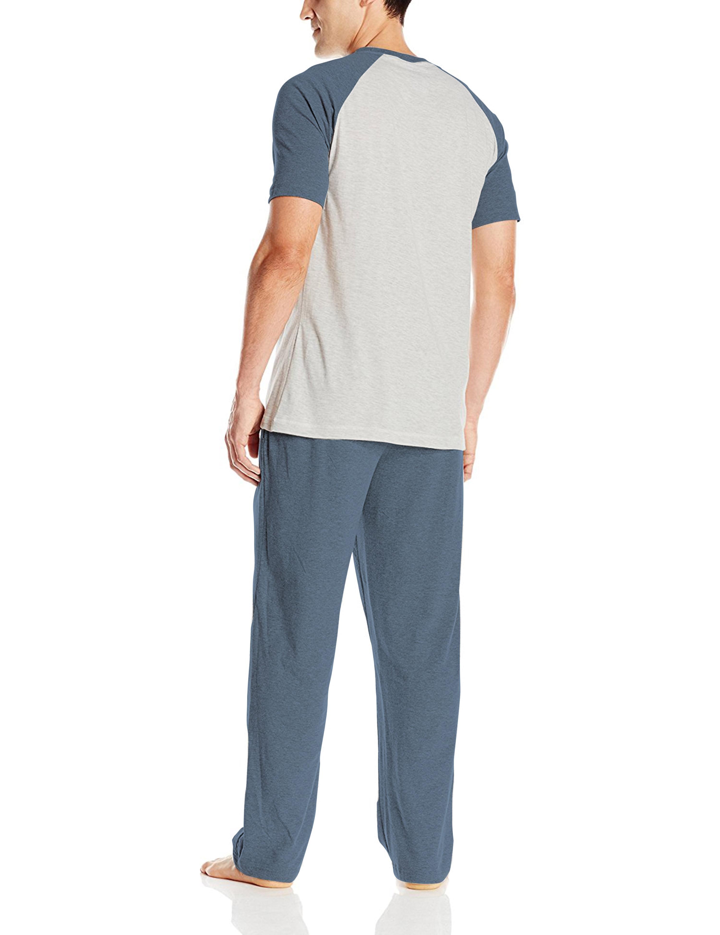 Ex H/&M Mens Dark Navy Fleece Knit Summer Weight Jumper Size XS XL