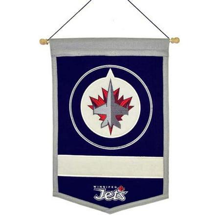 Winning Streaks Sports 65320 Winnipeg Jets Traditions Banner