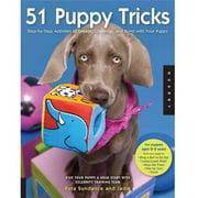 Quarry Books-51 Puppy Tricks