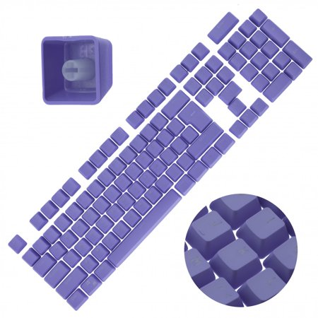 Backlit Double Shot Color Keycaps Cherry MX Mechanical Keyboard Themes