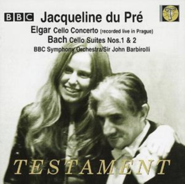 ELGAR: CELLO CONCERTO; BACH: CELLO SUITES NOS. 1 & 2 by