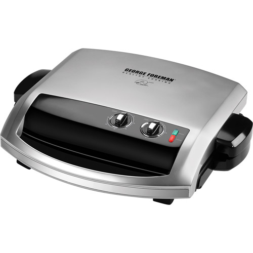 George Foreman 100 sq in Control Temp Grill and Griddle