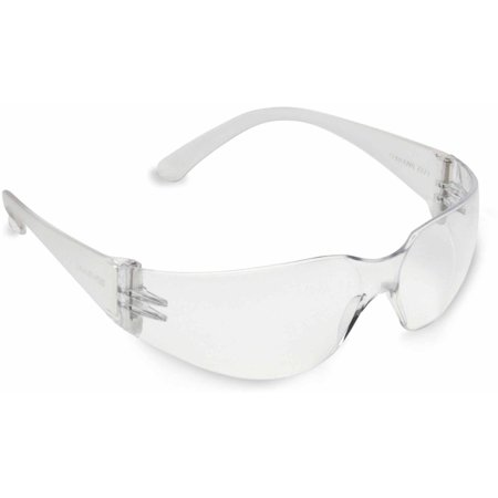 Anti Fog Safety Glasses - Bulldog Safety Glasses with Anti-Fog Scratch-Resistant Lenses