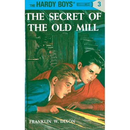 Hardy Boys 03: the Secret of the Old Mill](Present For 4 Year Old Boy)