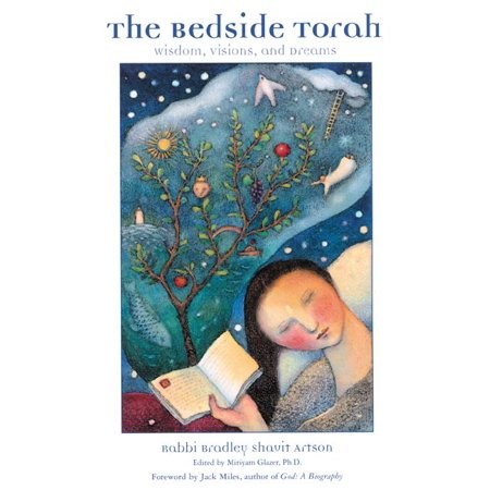 The Bedside Torah (Paperback) The Bedside Torah guides you into the wisdom, counsel, and holiness of the sacred text that is the center of Jewish spirituality. Rabbi Bradley Artson, one of the truly inspirational and knowledgeable teachers of Torah of our time, weaves together the insights of ancient rabbis and sages, medieval commentators and philosophers, and modern scholars and religious leaders. The reflections in this collection offer three different commentaries on each of the 50 Torah portions, enlightening you into the Torah's infinite layers of meaning and offering opportunities to discover interpretations of your own.  The Bedside Torah is an introduction to Jewish text study that is both learned and engaging . . . The language is conversational, the insights provocative, and the chapters are just the right length for reading before an inspired night's sleep.  --Anita Diamant, author of The New Jewish Wedding, Choosing a Jewish Life, How to Be a Jewish Parent, The Red Tent, and Good Harbor  Bradley Artson is one of the most insightful and articulate rabbis of his generation, as this volume clearly attests. --Rabbi Harold Kushner, author of When Bad Things Happen to Good People  In The Bedside Torah, Rabbi Artson combines wisdom garnered from traditional Jewish sources and commentaries with anecdotes and insights drawn from his own life as well as the lives of all those he has served. In so doing, he has turned each weekly Torah portion into a series of revelations for the reader. The Bedside Torah is a treasure that will surely enrich the religious life of Jews as well as all those who seek comfort and guidance from Jewish scriptures. --Rabbi David Ellenson, Ph.D., president, Hebrew Union College--Jewish Institute of Religion