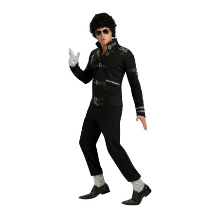 Rubies Mens Michael Jackson Costume Bad Jacket M (Michael Jackson M Jacket)
