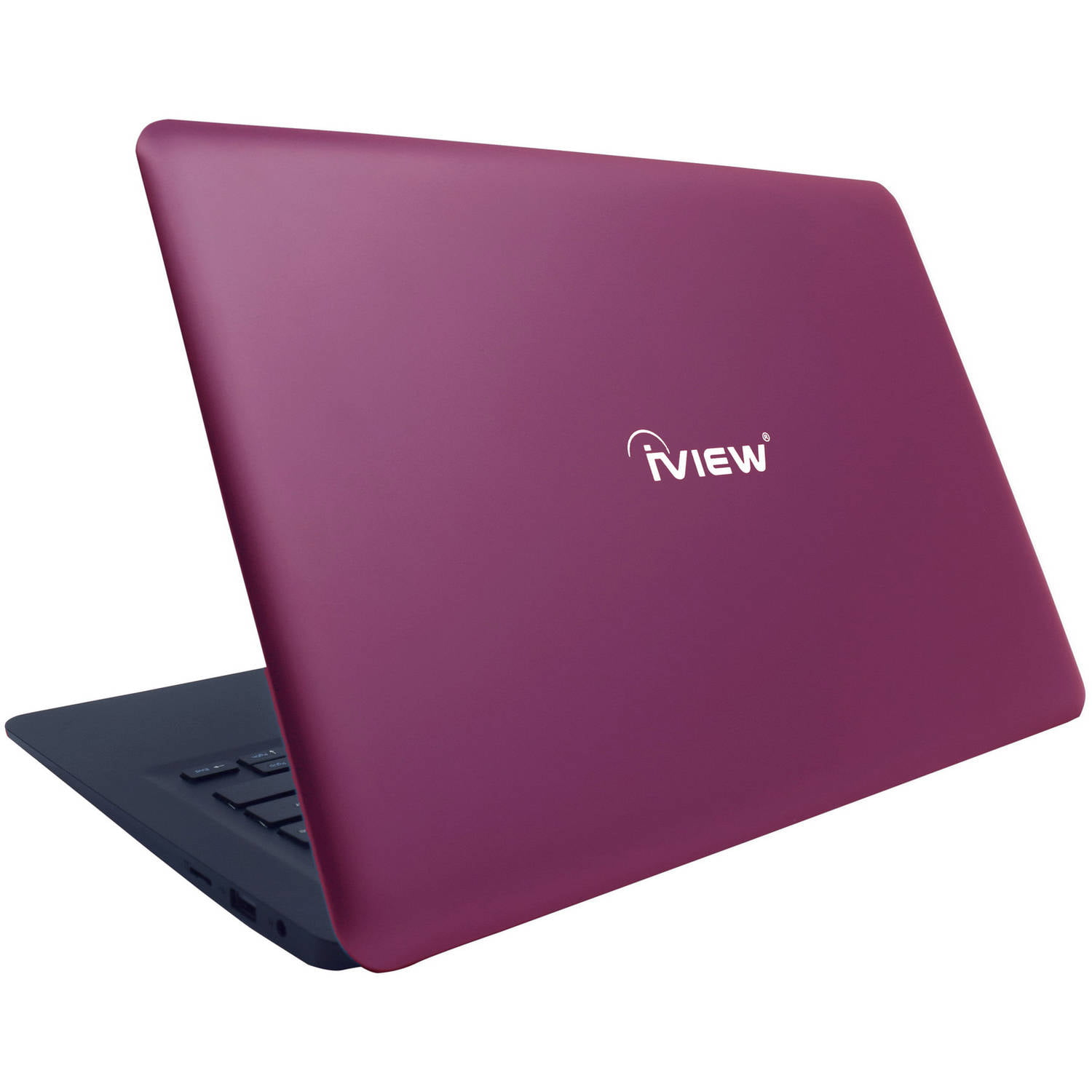 """IVIEW-13.3"""" Laptop PC with Intel Atom Cherry Trail Z8300 , 2GB , 32GB Pink by IVIEW"""