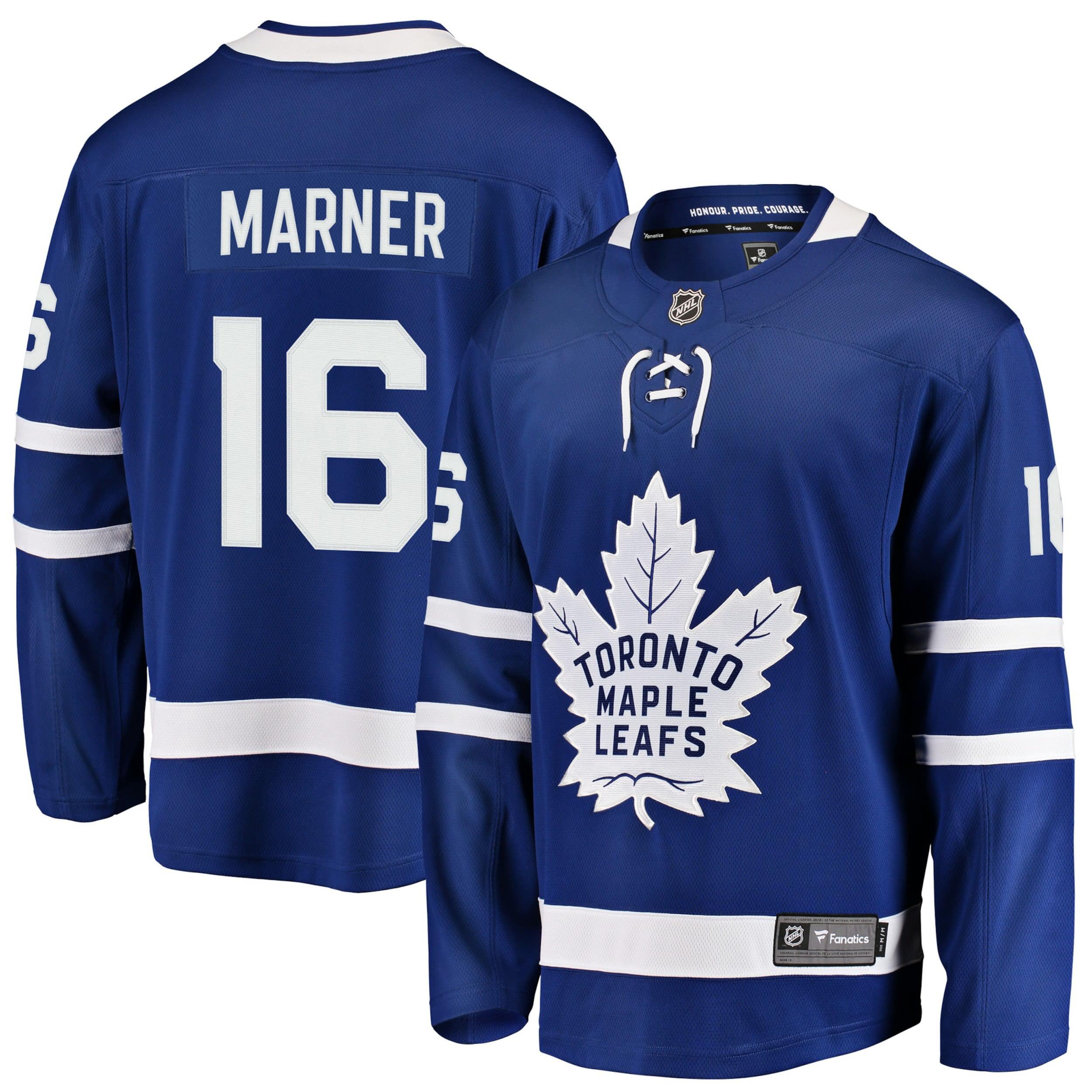 Mitch Marner Toronto Maple Leafs NHL
