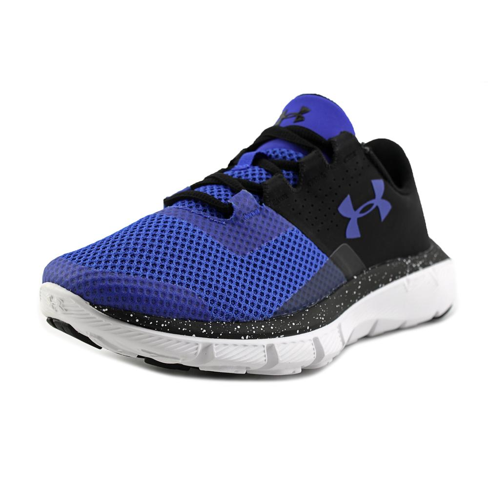 Under Armour Bgs Fortis 2 Speckle   Round Toe Synthetic  ...