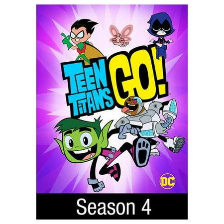Titans episodes 4 teen season