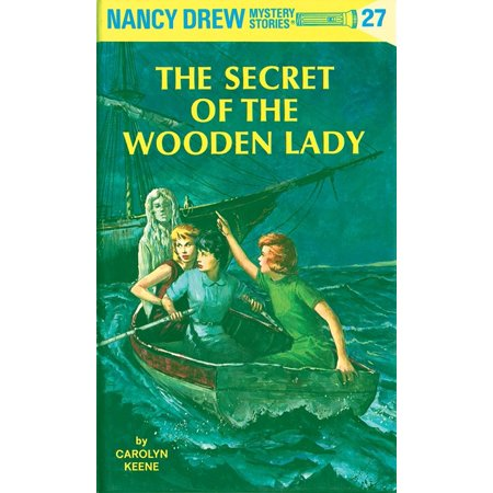 Nancy Drew 27: the Secret of the Wooden Lady (This N That Fabric By Nancy Halvorsen)