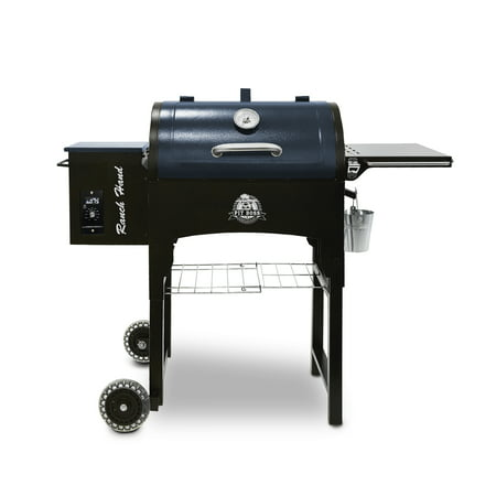 Pit Boss Portable Ranch Hand Wood Pellet Grill, 440 Sq. In. Cooking Space