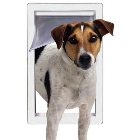 Ideal Storm Door Dog Door -