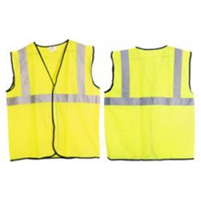 Class 2 Yellow High Visibility, Extra Large
