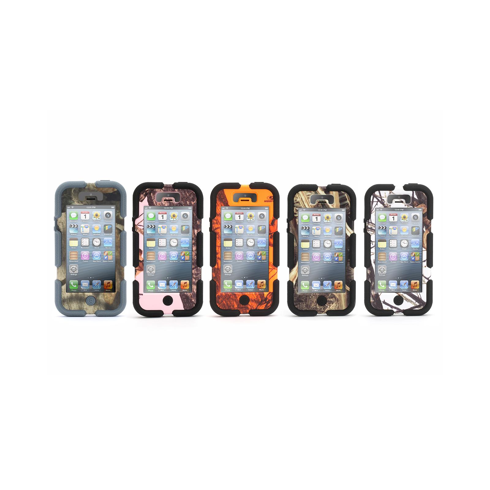 Griffin iPhone 5/5s, iPhone SE Rugged Case, Survivor All-Terrain Mossy Oak Camo, Heavy-Duty Case in Mossy Oak Camo-Direct From Griffin