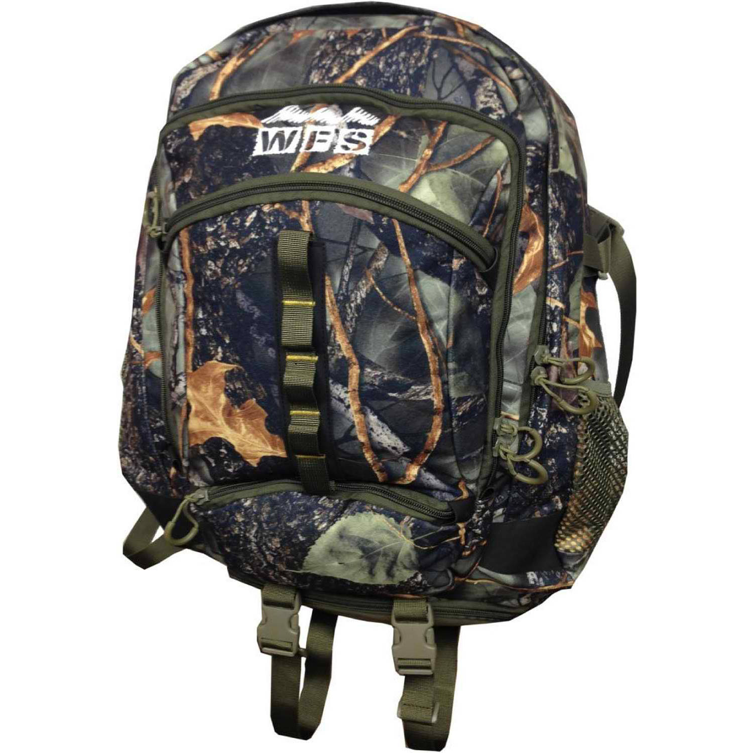 World Famous Sports Dlx Quiet 1900Ci Day Pack