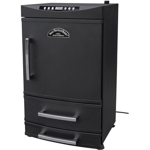 Landmann Vertical Electric Smoker Black 32910