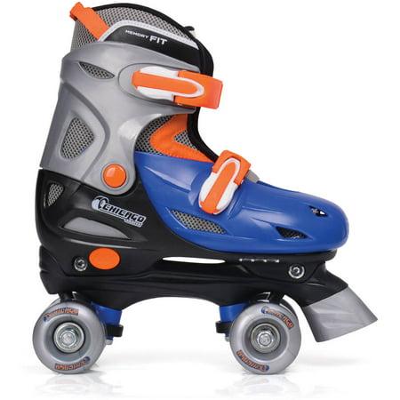 Chicago Skate Boys Adjustable Quad Skates - Blue (J10-J13)