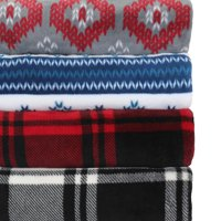 "Mainstays Giant Oversized Plush Throw Blanket, 60"" x 72"""