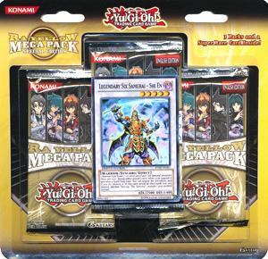 YuGiOh Ra Yellow Mega-Pack Ra Yellow Mega Pack Special Edition Pack