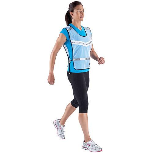 Proform Running Reflective Vest, White
