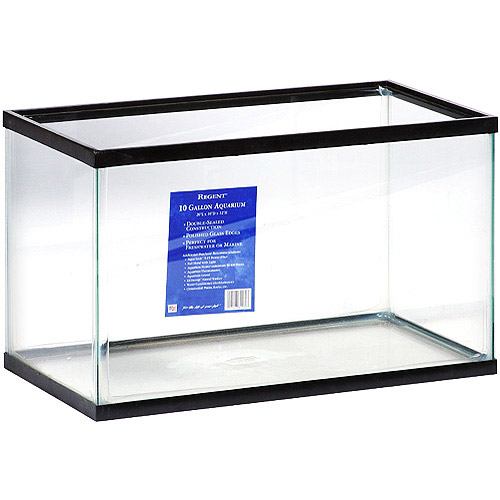 Coloring Page Fish Bowl Empty : Basic aquarium empty 10 gallon walmart.com