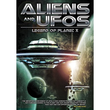 Aliens and UFOs: Legend of Planet X (DVD)