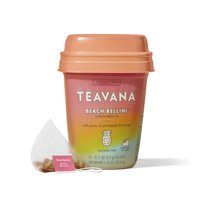 Teavana Beach Bellini Herbal Tea, Tea Bags, 12 Ct