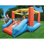 Little Tikes Jr. Jump N Slide Inflatable Bounce House