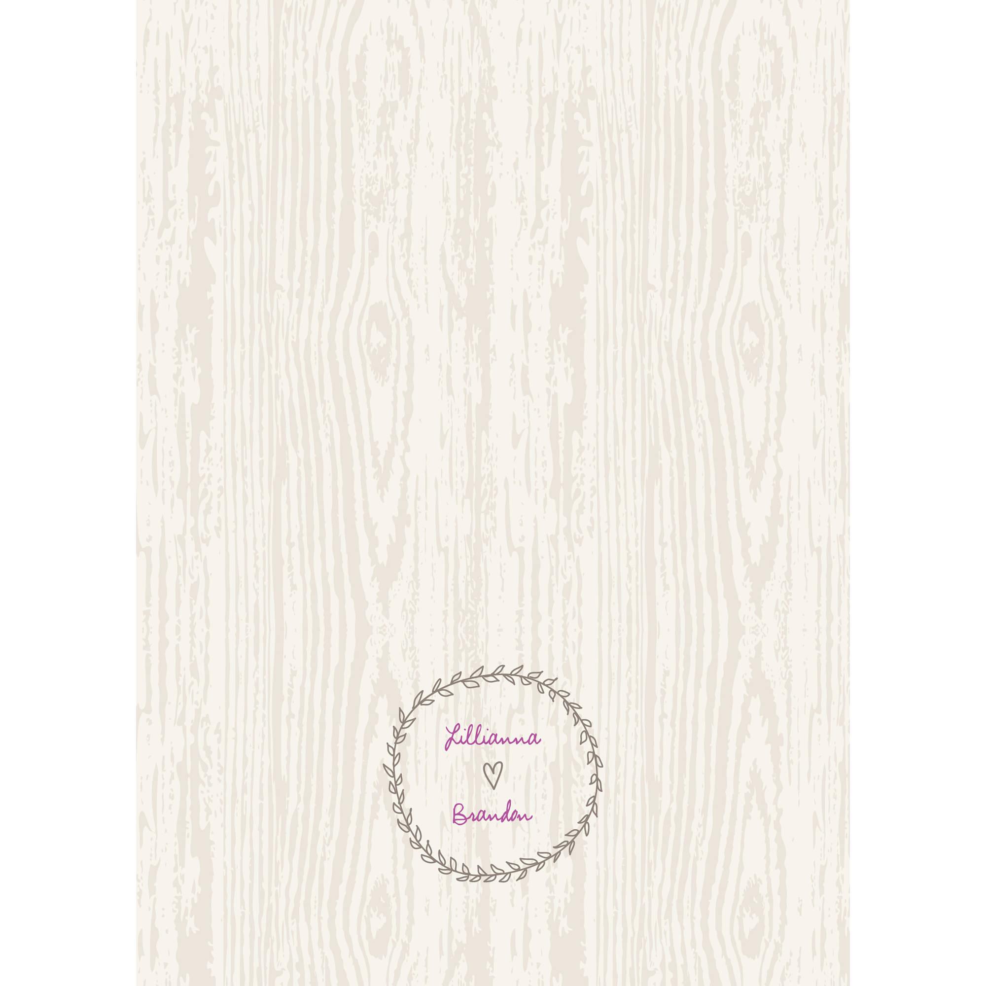 Mason Jar Standard Wedding Invitation - Walmart.com
