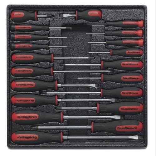 Kd Tools 80066 20 Piece Master Dual Material Screwdriver Set