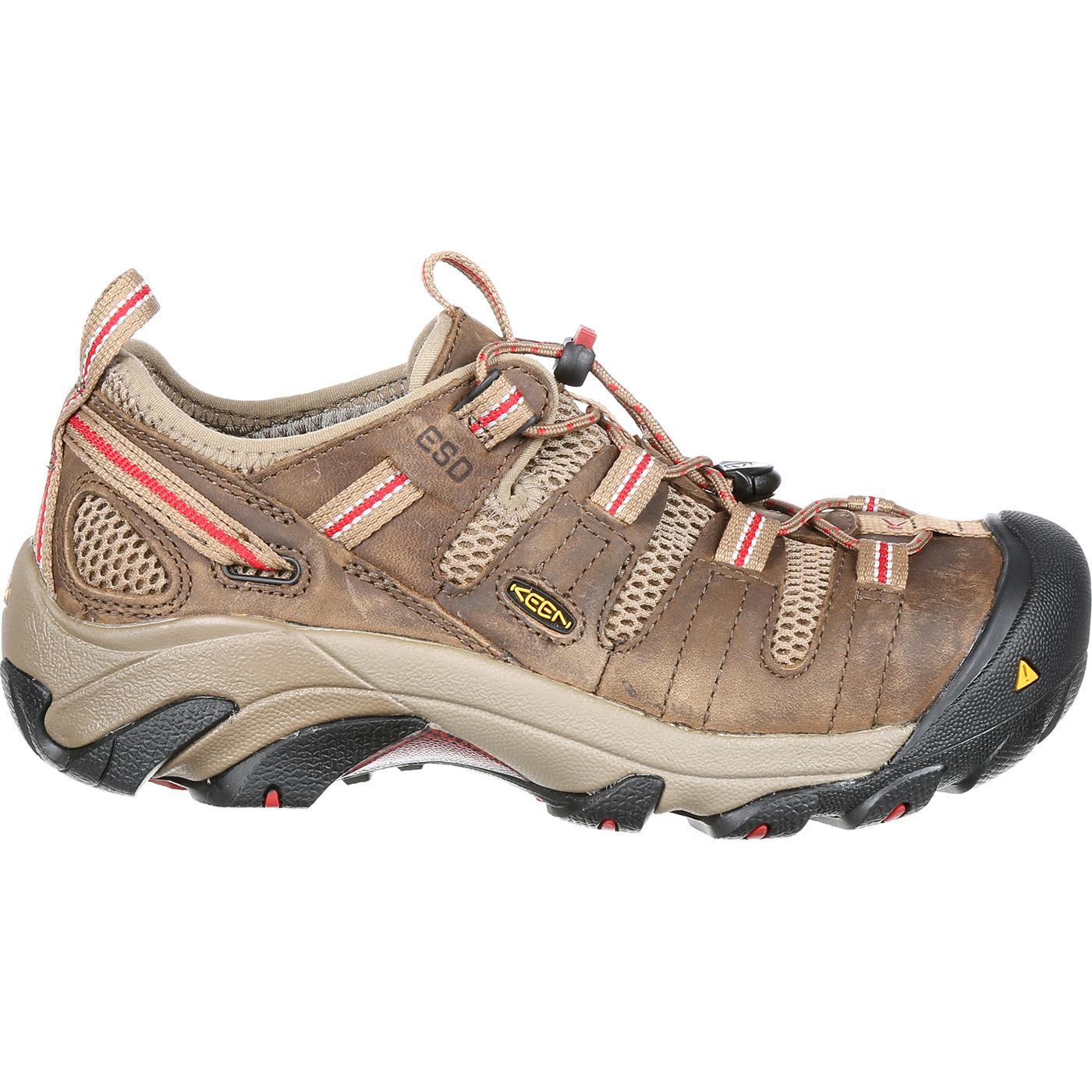 KEEN Utility® Atlanta Cool Women's Steel Toe Static-Dissipative Athletic Work Shoe