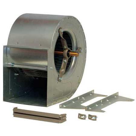 Double Inlet Forward Curve, Belt Drive, Less Motor Blower, Dayton, 5NRD7