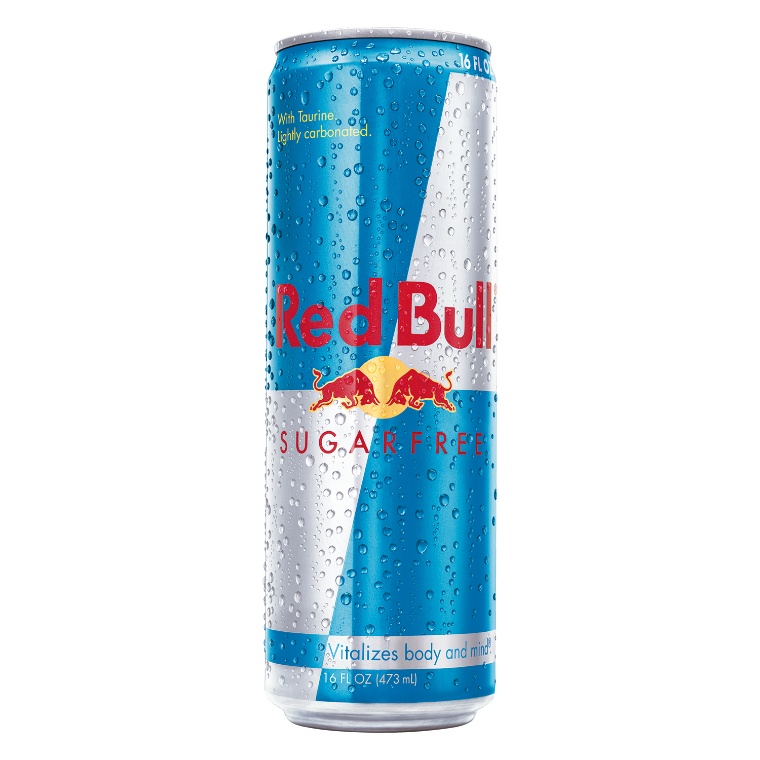Red Bull Sugarfree Energy Drink, 16 Fl Oz, 1 Count