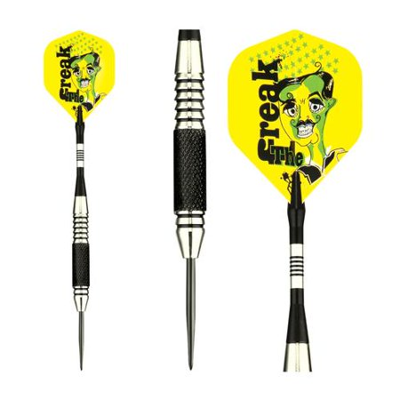 "Viper ""The Freak"" Steel Tip Darts, Extended Band, 22 Grams - image 1 de 4"