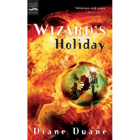 Wizard's Holiday : The Seventh Book in the Young Wizards