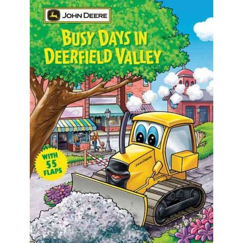Busy Days in Deerfield Valley