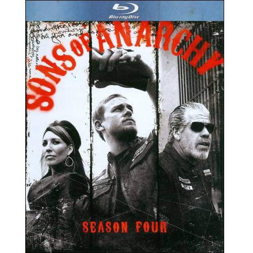 Sons Of Anarchy: Season Four (Blu-ray)