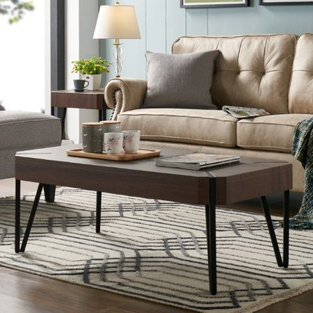 Admirable Union Rustic Vincente Rectangular Coffee Table Walmart Com Pdpeps Interior Chair Design Pdpepsorg
