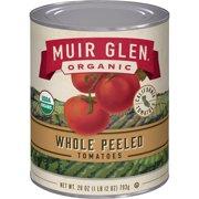 Muir Glen, Organic Whole Peeled Tomatoes, 28 oz