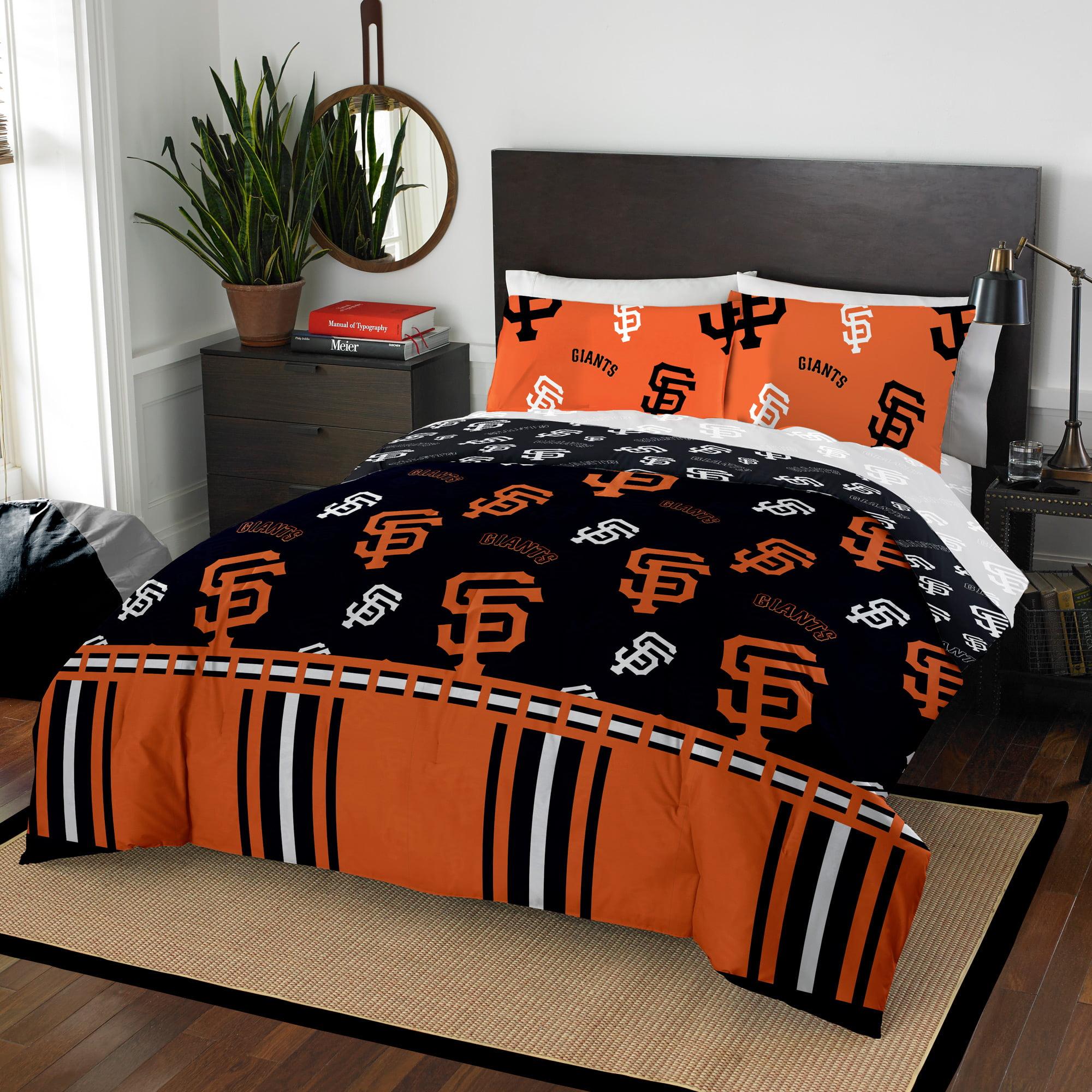 San Francisco Giants Queen Bed In Bag Set