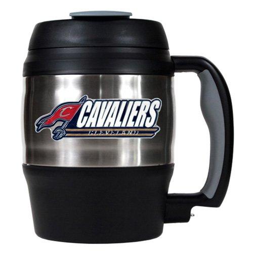 Great American NBA 52 oz. Macho Travel Mug with Bottle Opener