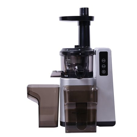 Masticating Juicer, GWAI 120W Electric Slow Fruit and Vegetable Juice Extractor Blender for Higher Nutritional Value