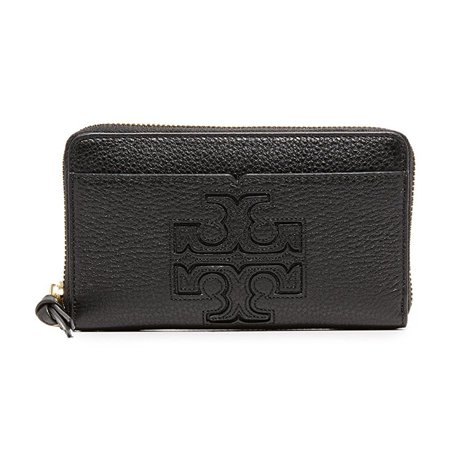 Tory Burch Harper Smartphone Wallet Wristlet - Black