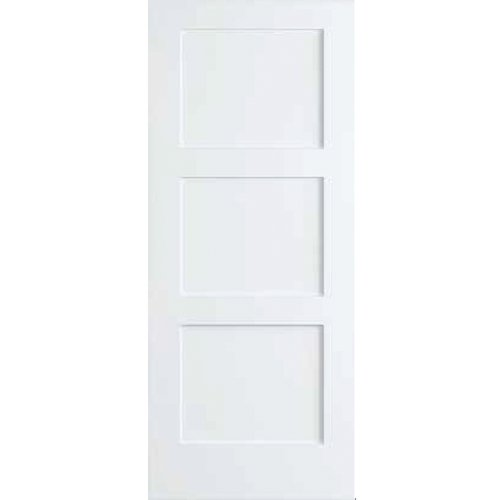 Exceptionnel Kimberly Bay 3 Panel Shaker Solid Wood Paneled Slab Interior Door