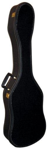 TKL Cases Flight Form V Series Chipboard Stratocaster Telecaster Guitar Case by TKL Cases
